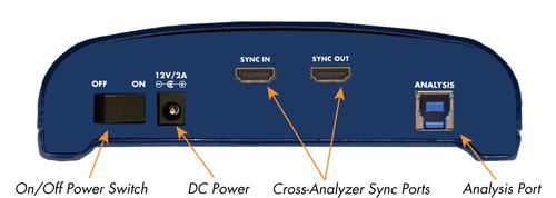 Beagle I2C/SPI Analyzer